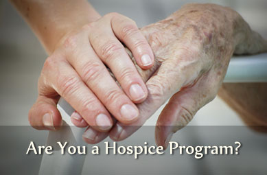 Are you a hospice program?