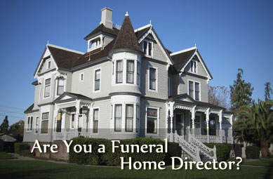 Are you a funeral home?