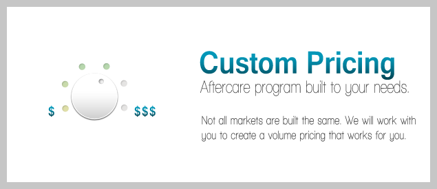 Custom Pricing